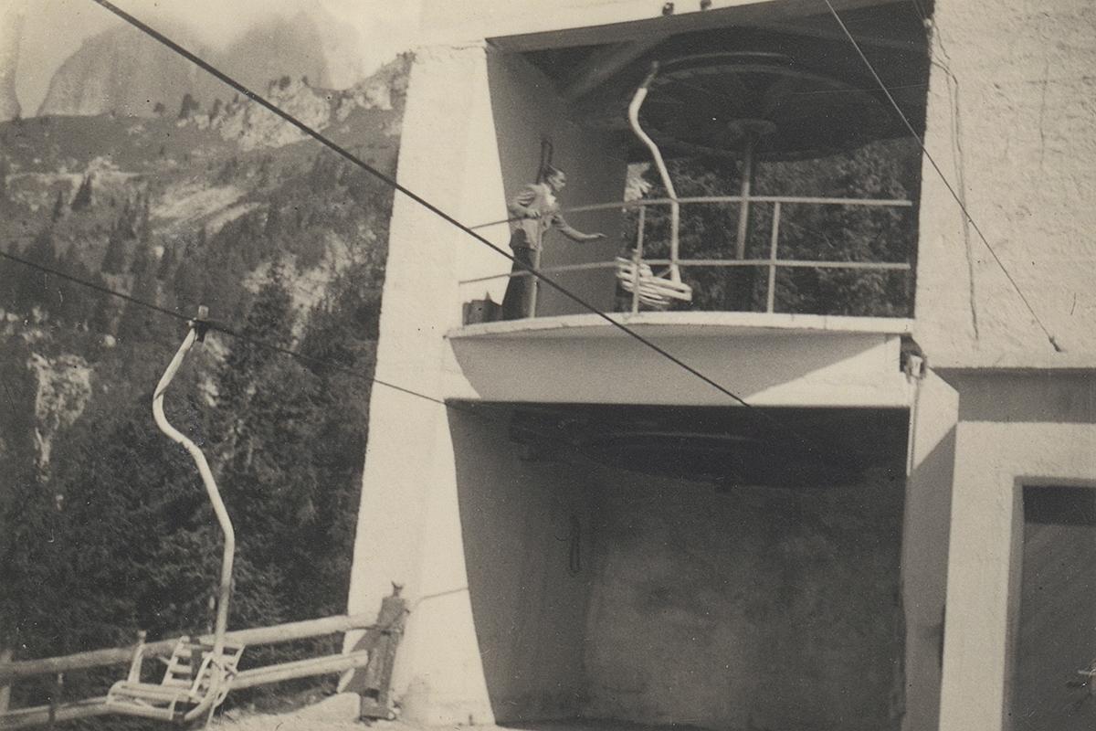 1950 Seggiovia Campitello
